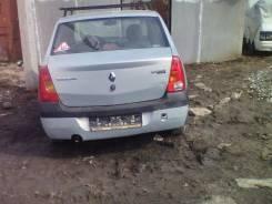 Продам крыло заднее Renault Logan 1 2008