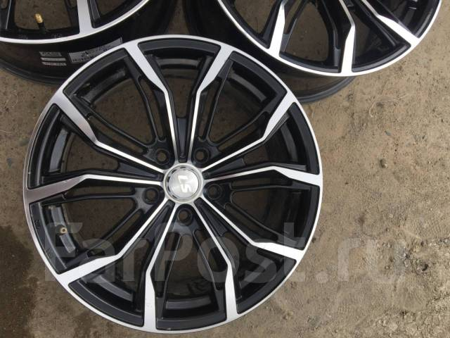 "Light Sport Wheels LS 750. 7.5x17"", 5x114.30, ET45, ЦО 73,1 мм."