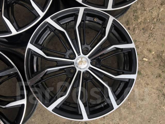 """Light Sport Wheels LS 750. 7.5x17"""", 5x114.30, ET45, ЦО 73,1мм."""