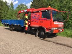 Манипулятор эвакуатора с краном в любое время в Томске!