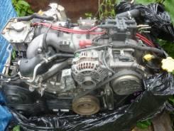 Двигатель в сборе. Subaru Forester Двигатели: EJ20, EJ201, EJ202, EJ203, EJ204, EJ205, EJ20A, EJ20E, EJ20G, EJ20J, EJ25, EJ251, EJ253, EJ254, EJ255, E...