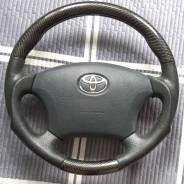 Руль. Toyota: Allion, Corolla Spacio, Crown, Land Cruiser Cygnus, Aristo, Avensis, Camry, Corolla, Altezza, Brevis, Chaser, Avensis Verso, Crown Majes...