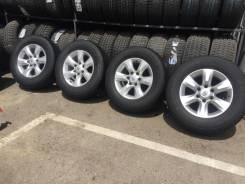 """Колеса Toyota. 7.5x17"""" 6x139.70 ET25"""