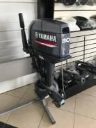 Yamaha. 25,00л.с., бензиновый, нога S (381 мм), 2018 год год