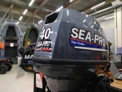Sea-Pro. 40,00л.с., 2-тактный, бензиновый, нога S (381 мм), 2018 год год