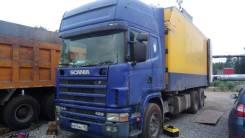 Scania R420. Продам Scania 124L 420 2004 г. в. рефрижератор-одиночка, 12 000куб. см., 10 000кг.