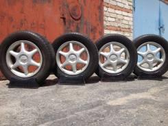 """Nissan. 5.5x15"""", 5x114.30, ET40, ЦО 65,0мм."""