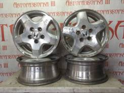 "2Crave Wheels. 5.5x15"", 5x114.30, ЦО 55,0 мм."