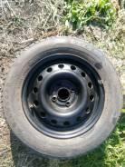 "Запасное колесо Lanos. 5.5x14"" 4x100.00 ET49 ЦО 56,6мм."