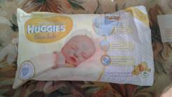 Huggies. 3-6кг кг 4шт