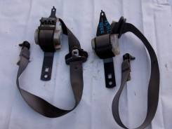 Ремень безопасности. Nissan Sunny, FB14 Двигатели: GA15DE, GA15DS, GA15E, GA15S