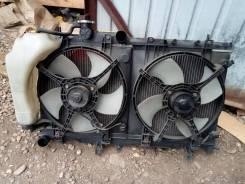 Радиатор охлаждения двигателя. Subaru Legacy, BE5, BE9, BEE, BES, BH5, BH9, BHC, BHE
