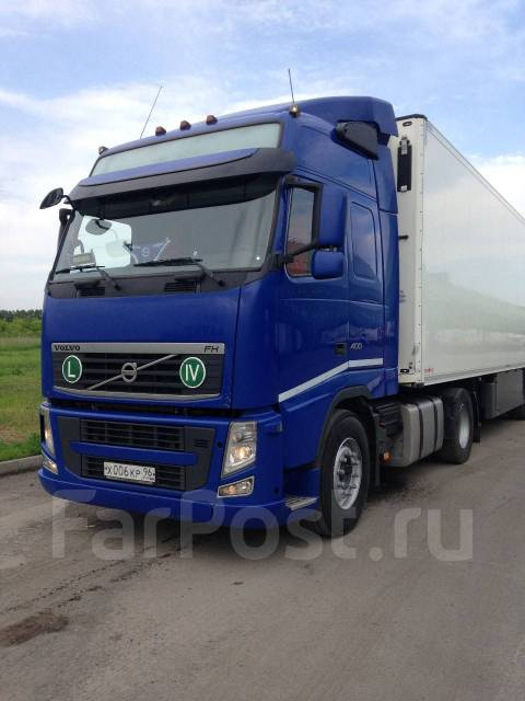 Volvo FH13. Volvo FH, 13 000куб. см., 18 000кг., 4x2