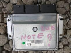 Блок управления двс. Nissan Note, HE12