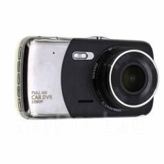 Автомобильный видеорегистратор FULL HD CAR DVR с двумя камерами