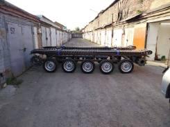 """Гранд ТСН-4. Гусеничная платформа для УАЗ Patriot """"Егоза"""", 3 800кг., 750,00кг."""