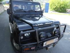 Land Rover Defender. механика, 4wd, 2.5 (122л.с.), дизель, 150 000тыс. км