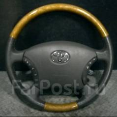 Руль. Toyota: Avalon, Aristo, Celsior, Camry Gracia, Avensis, Granvia, Camry, Hiace, Brevis, Avensis Verso, Alphard, Estima, Chaser, Corolla, Cresta...