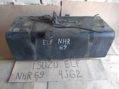 Бак топливный. Isuzu Elf, NHR69 Двигатель 4JG2