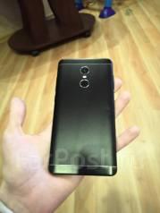 Xiaomi Redmi Note 4X. Б/у, 32 Гб, Черный, 3G, 4G LTE, Dual-SIM