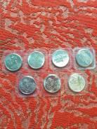 Полный набор монет Сочи в запайке