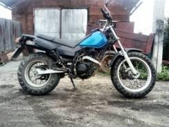 Yamaha TW 200. 200куб. см., исправен, без птс, с пробегом. Под заказ