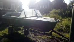 Казанка-5. 1972 год год, длина 4,50м., двигатель стационарный, 90,00л.с., бензин