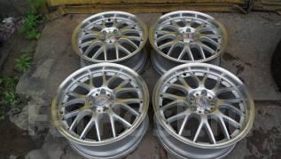 """ASA Wheels. 7.5/7.5x18"""", 5x114.30, ET38/48, ЦО 73,1мм."""