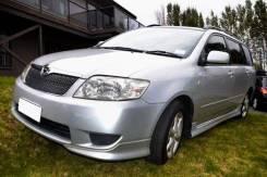 Обвес кузова аэродинамический. Toyota Corolla, CDE120, CE120, CE121, NDE120, NZE120, NZE121, NZE124, ZRE120, ZZE120, ZZE120L, ZZE121, ZZE121L, ZZE122...