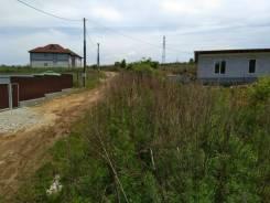 Земельный участок ул. Лазурная (Угловое-Поворот). 1 200кв.м., аренда