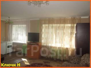 1-комнатная, улица Калинина 43. Чуркин, агентство, 32кв.м. Комната