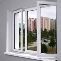 Пластиковые окна, балконы, двери, витражи. Цена от производителя!