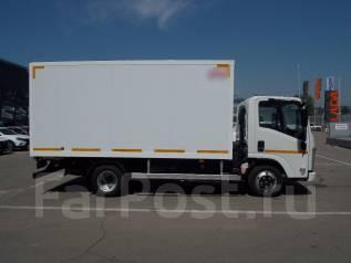Isuzu Elf. Isuzu ELF изотермический фургон, 3 000куб. см., 3 000кг., 4x2