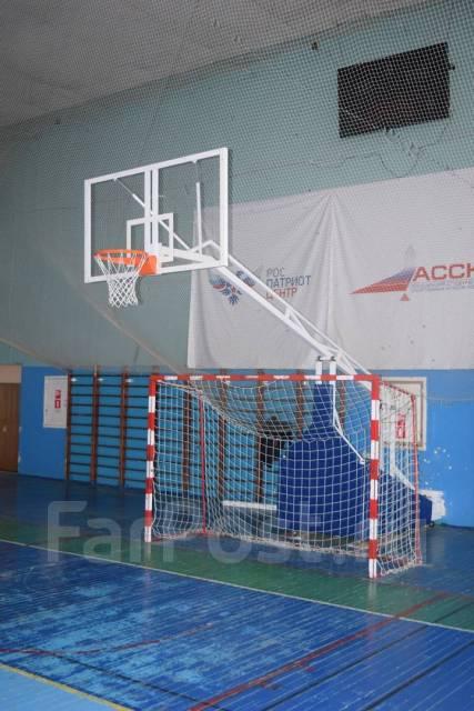 30d9a808 Стойка Баскетбольная мобильная складная игровая вынос 3,25 м ...