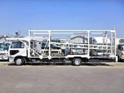 Nissan Diesel Condor. Автовоз , 9 200куб. см., 5 500кг. Под заказ