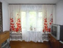 3-комнатная, переулок Краснореченский 6. Индустриальный, агентство, 63кв.м.