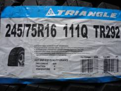Triangle Group TR292. Грязь AT, 2018 год, без износа, 4 шт