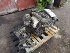 Двигатель 2MZFE Toyota в разборе