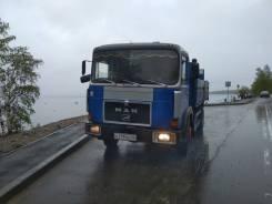 MAN. Продается грузовик с манипуляиором, 12 000куб. см., 10 000кг.