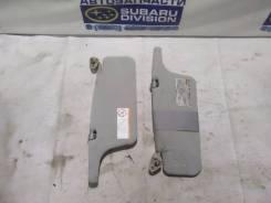 Козырек солнцезащитный. Subaru Legacy B4, BE5, BE9, BEE Двигатели: EJ20, EJ202, EJ203, EJ204, EJ20X, EJ25, EJ255, EZ30