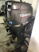 Tohatsu. 30,00л.с., 4-тактный, бензиновый, нога L (508 мм), 2008 год год