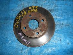 Диск тормозной передний Mazda Demio