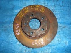 Диск тормозной передний Nissan Presage