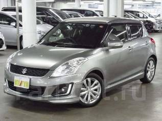 Suzuki Swift. автомат, передний, 1.2 (94 л.с.), бензин, 24 тыс. км, б/п. Под заказ
