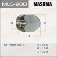 Гайка колеса MLS200 MASUMA 12x1.25 под ключ=19мм