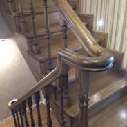 Изготовление деревянных лестниц и других столярных изделий