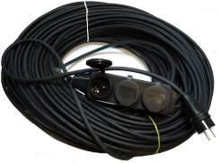 Аренда (прокат) удлинитель силовой (для сварки) 50-250м. Недорого