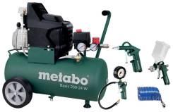 Аренда (прокат) компрессор Metabo 250л. Недорого