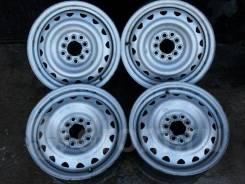 """Bridgestone. 6.0x15"""", 5x100.00, 5x114.30, ET39, ЦО 75,0мм."""