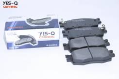 Колодка дискового тормоза перед. YES-Q Ceramic ESD8060
